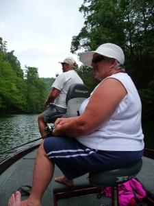Some fishin'