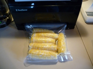Food saver corn