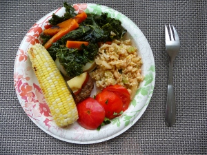 Labor Day Lunch