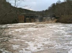 Little River Dam