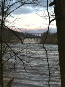 Claytor Lake Dam and the New River