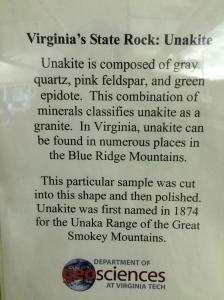 Unakite details