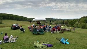 Kat Mills - farm concert 2016